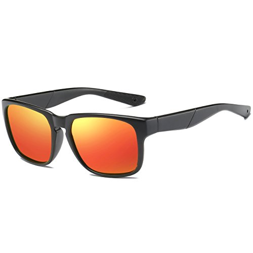 Carve Checkmate Lunettes de soleil 1288 Matt Black Pola Sign 26KhFOzg
