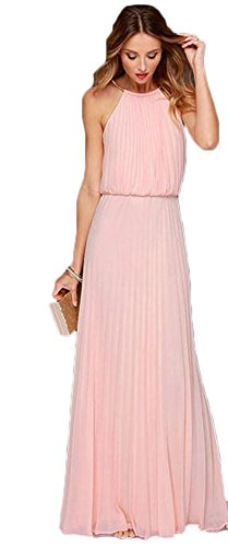 TSRJ Women's Keyhole Halter Sleeveless L - Sleeveless Keyhole Dress Shopping Results