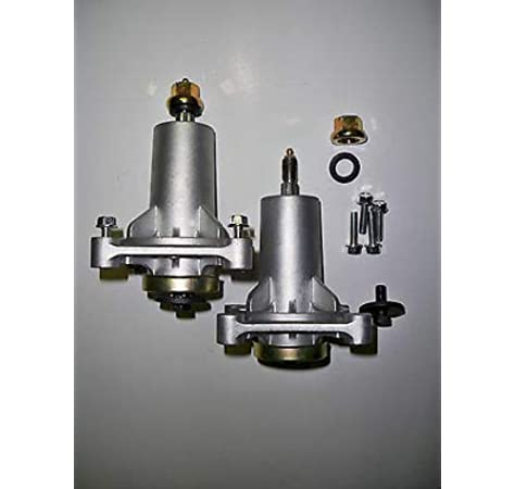 1 Husqvarna 532187292 Lawn Mower Spindle Assembly Fits 54-Inch Decks