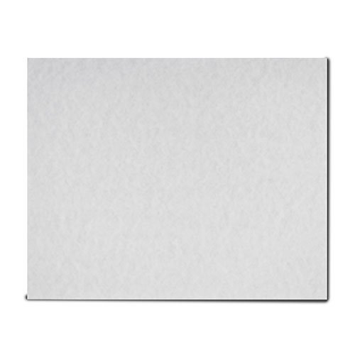 Royal Paper Filter Sheets, 16-3/8'' x 18-3/8'', Package of 100