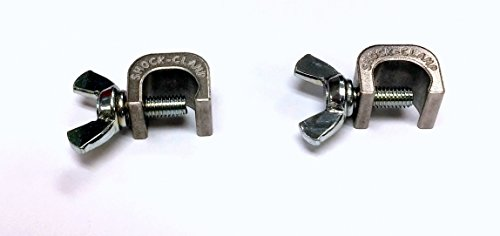 US Mfg. SC100-2 Shock Clamp 2PC - YES 2 Clamps ()