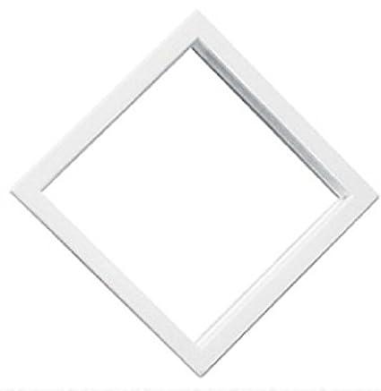Elixir Mobile Home Door 10 x 10 Window White