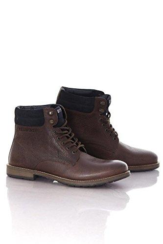 Chaussures Redskins Boots / bottes Eznac marron navy