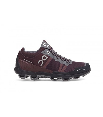 T444Z HAIR PRODUCTS 'On Cloud Venture Midtop Ladies Trail Running Shoes Grey UVGue