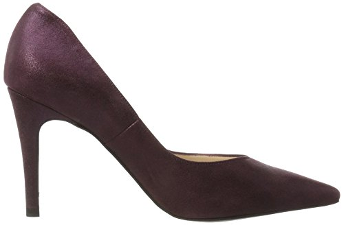 Peter Kaiser Women's Dione Closed Toe Heels, Green, 8 UK Purple (Acai Birma)