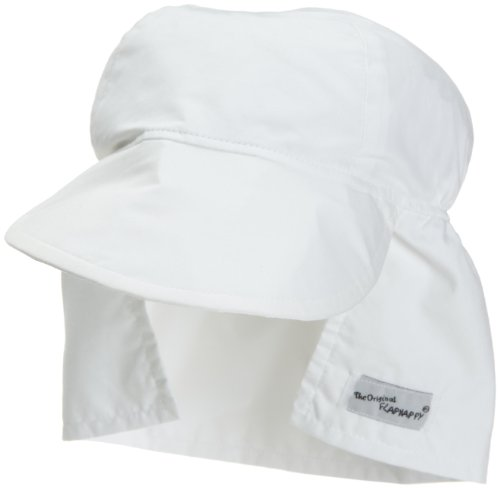 Flap Happy Flap Hat, White Xx Large ()