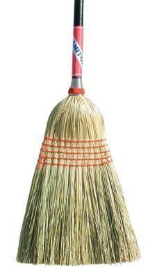 MAGNOLIA BRUSH 5026-BUNDLED ALL-CORN JANITOR BROOM