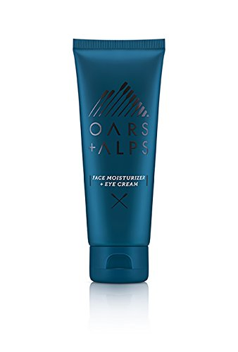 Oars + Alps Daily Natural Face Moisturizer & Eye Cream | Ultra Hydrating, Non Greasy, Anti-Aging, All Skin Types 2.5 fl oz