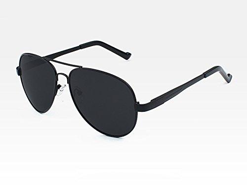 polarizadas Lentes Las A Gafas de Burenqi Acero Accesorios Masculinas Sol para Hombres para de de Gafas B Gafas Inoxidable Hombre YEYfWq8