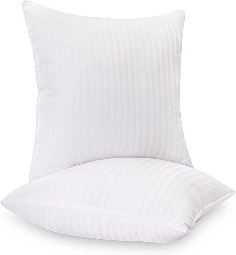 Utopia Bedding Decorative Pillow Insert  - Square 18 x 18 So