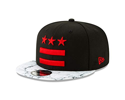 New Era Washington Wizards 2018 City Series Alternate 9FIFTY Snapback Hat- Black