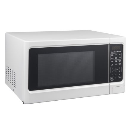 Hamilton Beach 1.1 cu ft Digital Microwave Oven, White by Hamilton Beach' (Image #5)