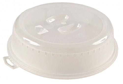 Tapa microondas (Diámetro 26 cm – Plato Cubierta ...