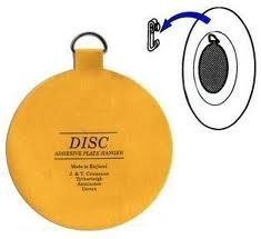 Original English Plate Hanger Disc Kit--quantity of 3 of ...