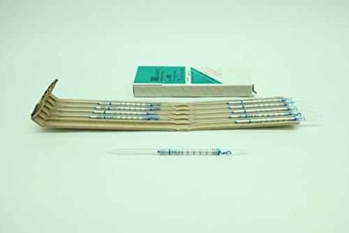 - Box of 10 New GASTEC NO. 40 Detector Tube D644976