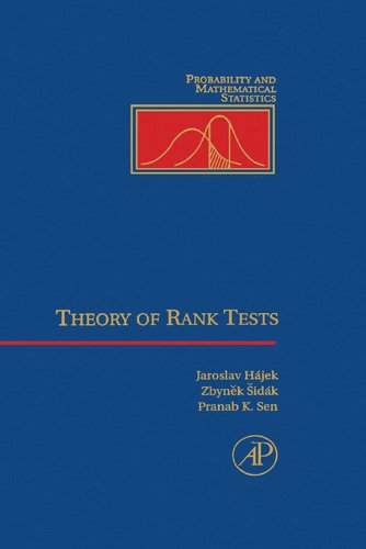 Download Theory of Rank Tests (Probability and Mathematical Statistics) Pdf