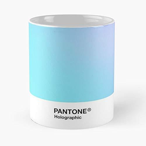 Amazon Com Holographic Irisdescent Aesthetic Background Pantone