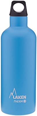 Laken Futura Botella T/érmica Acero Inoxidable 18//8 y Doble Pared de Vac/ío Unisex adulto 750 ml Turquesa