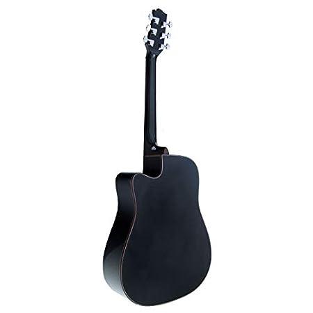 Guitarra Acústica Álvarez AV-52bk, color Negro: Amazon.es ...