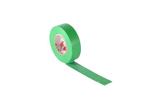 Faithfull 8012066020771 PVC Electrical Tape, -5 to +60 degree C, 20m Length x 19mm Width, Green (Faithfull Pvc Electrical Tape)