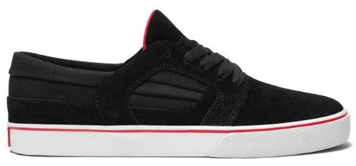 Supra Skylow 2 Skate Shoes - black suede/canvas - 2 Supra Skylow