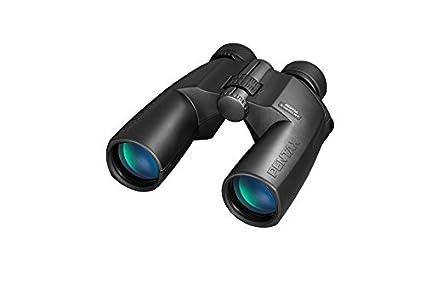 2375f00ae Amazon.com : Pentax SP 10x50 WP Binoculars (Black) : Camera & Photo
