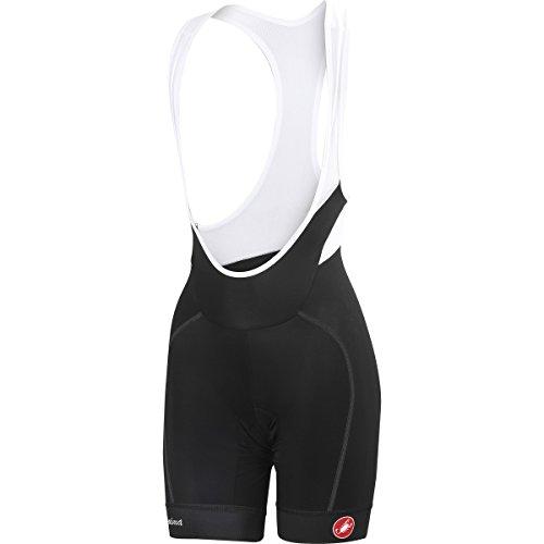 Castelli Velocissima Bib Shorts - Women's Black, M