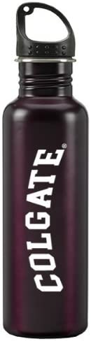 LXG Inc Mississippi State University 24-ounce Sport Water Bottle Burgundy