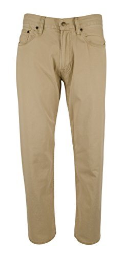 Polo Ralph Lauren Mens Straight Leg Low Waist Khaki Pants