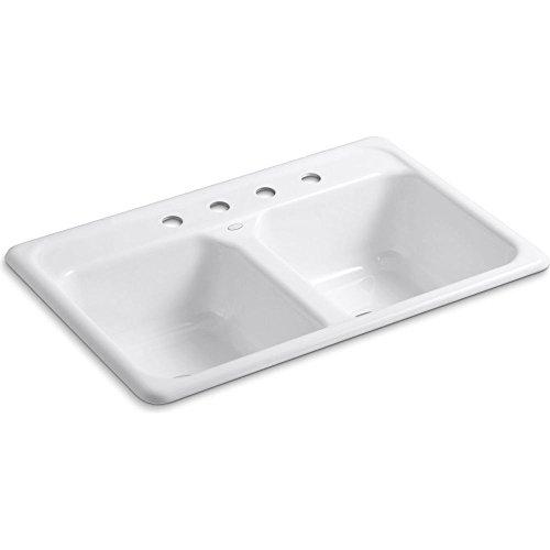 Bowl Cast Iron Sink - 2