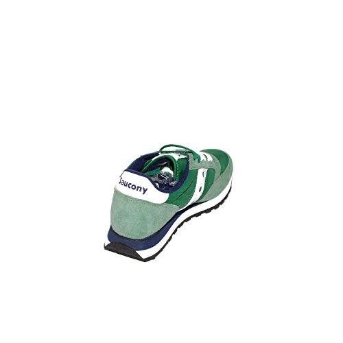 2018 Jazz Vert 447 Printemps Chaussures Homme Original Blanc Baskets Saucony Eté S2044 vqI4SRWRz