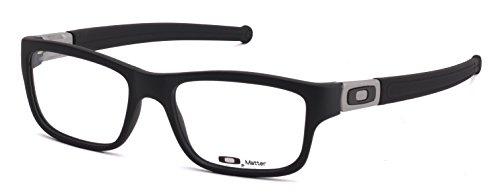 - Oakley Marshal OX8034-0151 Eyeglasses Satin Black Clear Demo 51 17
