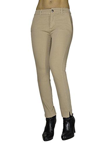 DONDUP pantalone donna made in Italy