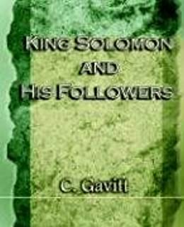 King solomon and his followers lone star a valuable aid to the king solomon and his followers 1917 fandeluxe Choice Image