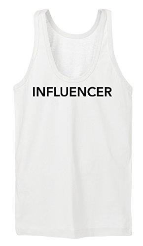 Certified Freak influencer TankTop Girls White
