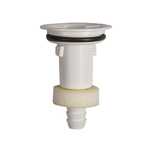 Funnel Global - Whirlpool W10815413 Freezer Drain Funnel