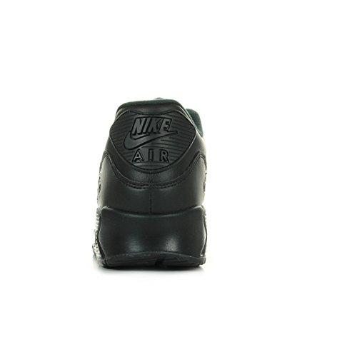 Air ginnastica Leather Uomo Scarpe 90 NIKE da Noir Max dn4wZdqB