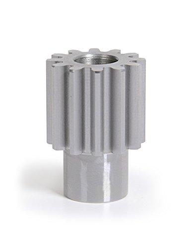 Boston Gear H3216 Spur Gear, 14.5 Pressure Angle, Steel, Inch, 32 Pitch, 0.187