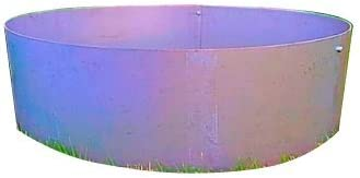 Stainless Steel Fire Pit Ring Liner 14 Tall x 60 Diameter
