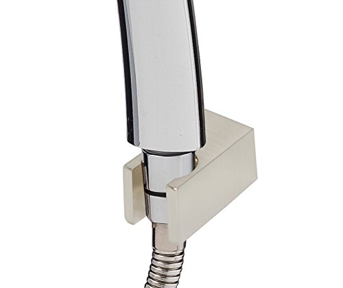 SmarterFresh Shower Bracket Sprayer Surfaces