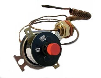 Hydrocollator Parts - Hydrocollator Over-temp Thermostat for Older M-4 Unit & All Present Model w/ Overtemp Pn# Cw20548