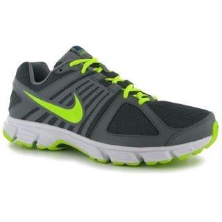 Nike Downshifter V Mens Running Shoes DkGrey/Volt/Trq 9.5 UK UK XVmymr20
