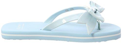 Esprit DORO Bow, Mules Unisex Niños Azul (Pastel Blue)