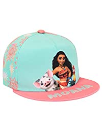 Disney Moana Girls Moana Baseball Cap Blue