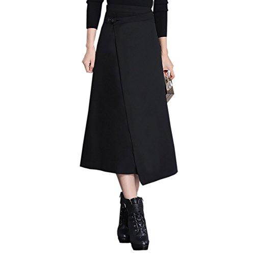 Wool Jacket Skirt Suit - 9