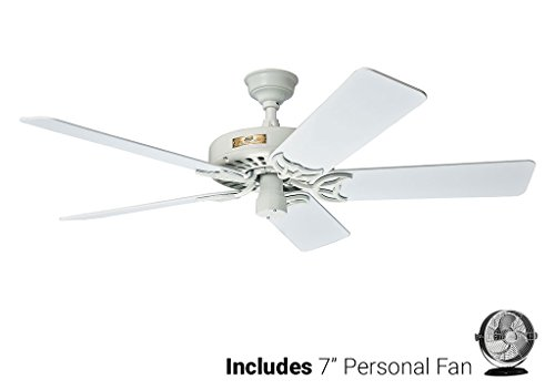 Hunter Outdoor Ceiling Fan White 23845 52