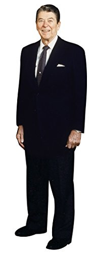 Aahs Engraving President Ronald Reagan Life Size Carboard Stand Up, 6 feet