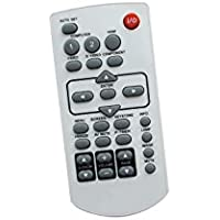 Universal Remote Replacement Control Fit For Panasonic PT-LB50 PT-LB50NTU 3LCD Projector