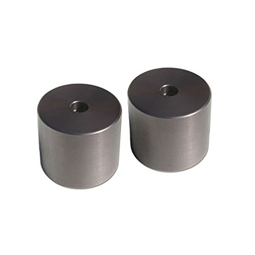 2' Front Coil Spacer - Synergy Manufacturing 8057-20 Suspension Multi Purpose Bump Stop Jeep JK TJ XJ ZJ Front Bump Stop Spacer Kit (2.0'' Pair)