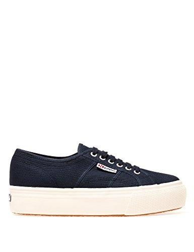 Sneaker 933 S0001L0 Mujer Azul 2790 Superga qAtwpWPz